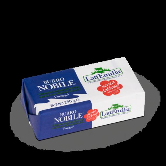 Burro Nobile senza lattosio 250 g