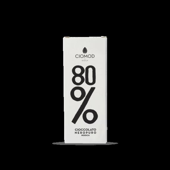 Cioccolato Modica Puro 80% Real Group