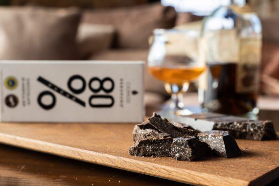 Cioccolato Modica Puro 80%