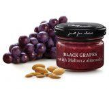 Composta di uva nera con mandorle di Maiorca