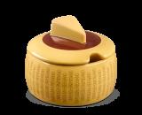 Formaggiera Parmigiano Reggiano in Ceramica