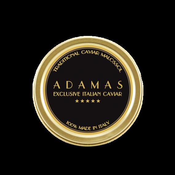 CAVIALE Black Adamas Real Group